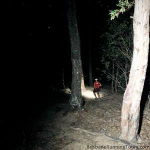 Night Trail Run Brisbane Mt Coot-tha