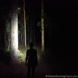 Night Trail Run Brisbane Mt Coot-tha